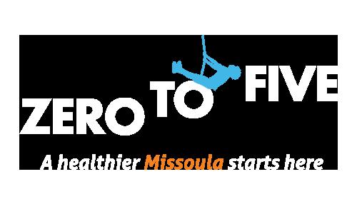 Zero To Five Missoula Logo