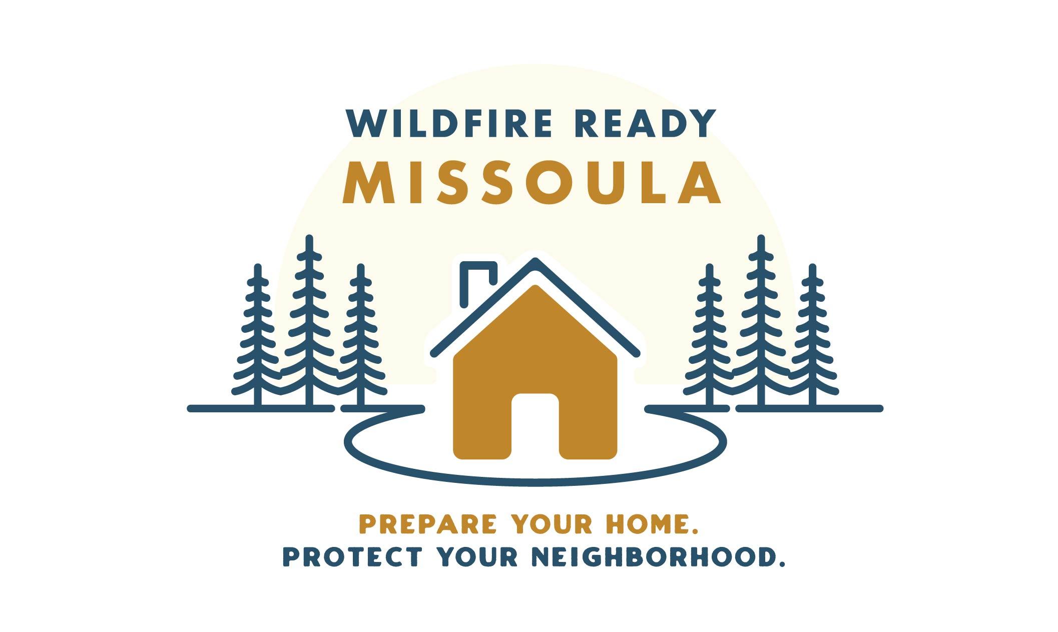 Wildfire Ready Missoula Logo
